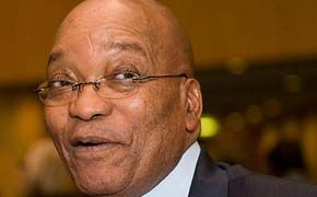 Artists Want to Paint Zuma's Balls But Can't Find Any