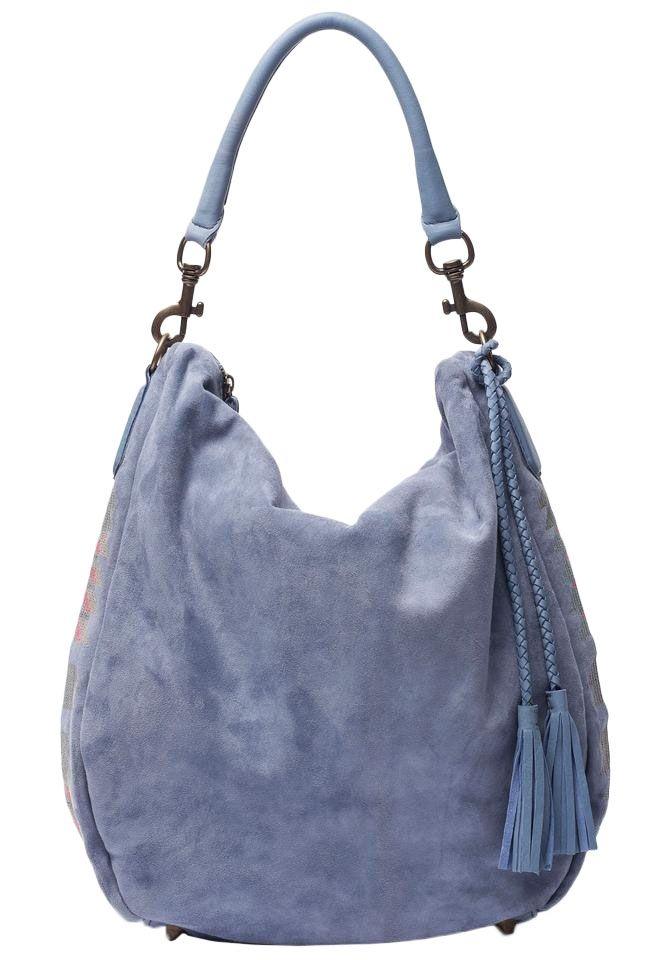 Angesagte Liebeskind Tasche im Boho-Look mit Stickereien und Flechtband @ABOUT YOU http://dein.aboutyou.de/p/liebeskind-berlin/liebeskind-shopper-niva-2211542