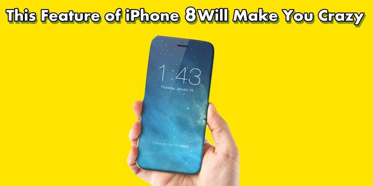 Apple iPhone 8 Will Come Up With Something BIG….