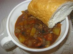 Chaldean Chili Fry