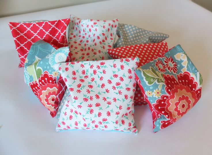 Colourful bean bags made to order. Perfect for kid's playrooms, birthday parties, weddings and more. Crafted from quality fabrics in your choice of colours and patterns. Can be made with outdoor fabrics for added durability.