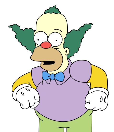 59 best the simpson images on pinterest the simpsons simpsons characters and cartoon - Simpson le clown ...