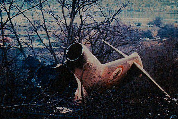 Pilot Error American Airlines Flight 383 1965 Failure