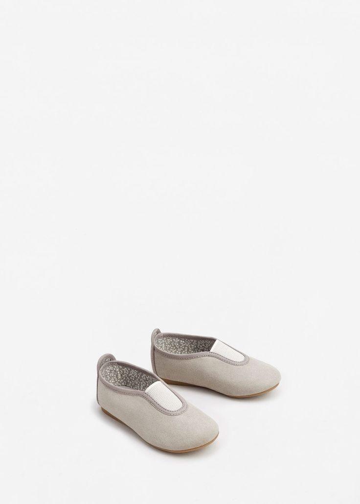 Kovové detaily obuv |  MANGO KIDS