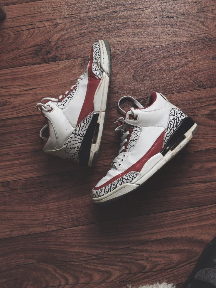 my best shoes air jordan III