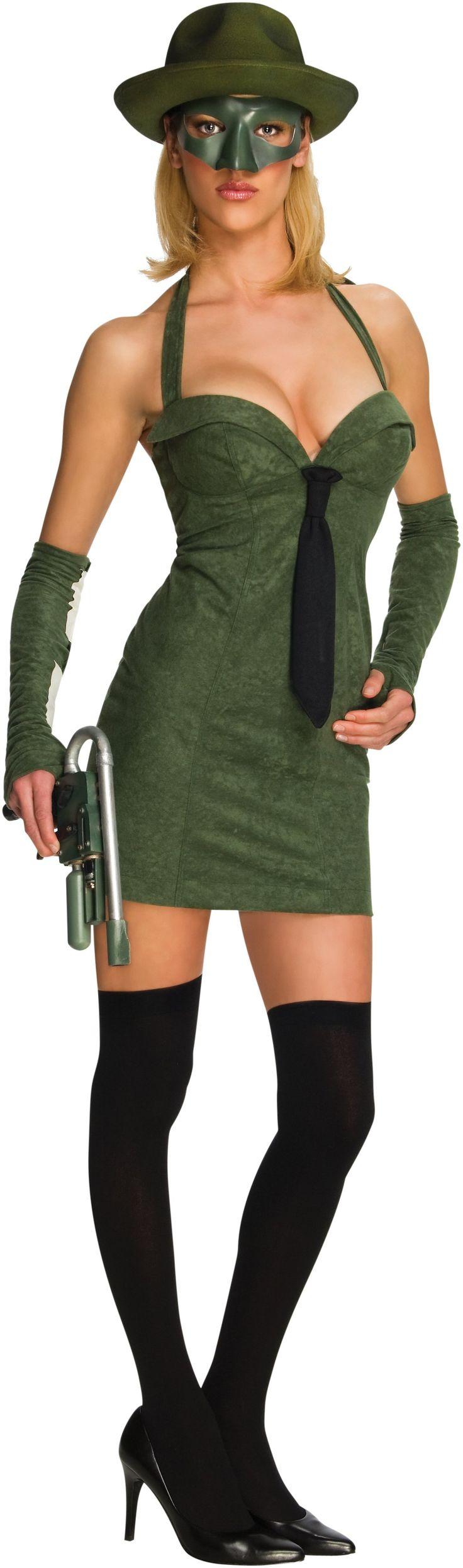 7 best Green Hornet Costumes images on Pinterest | Green hornet ...