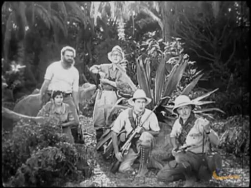 El mundo perdido - 1925 - Director: Harry Hoyt