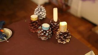 How to Make Cinnamon-Scented Pinecones (with Pictures) | eHow