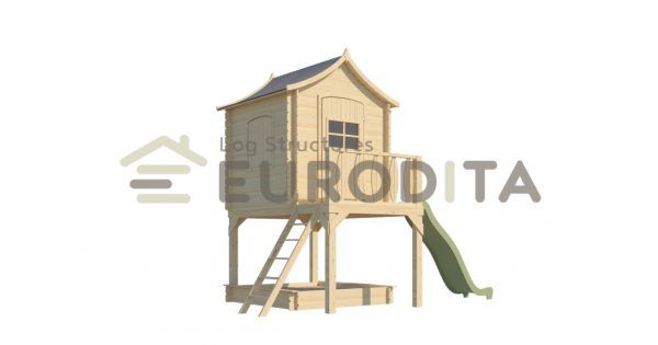 Eurodita Play Houses: The Leader a Smart Dealer Deserves  Your customers will be pleased with a wide range of our wooden structures for children: playhouses, sandboxes, swing sets, picnic tables, and more. All the structures are manufactured from durable premium quality Nordic timber with child safety as a paramount consideration.   Key difference: Unparalleled reputation. Eurodita's certified play houses are trusted all across Europe and are widely used in schools, kindergartens and…