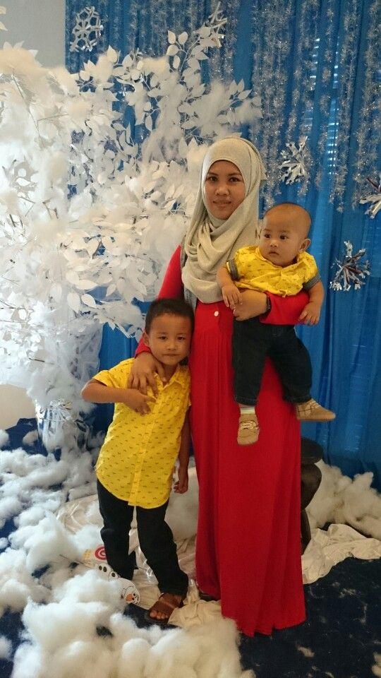 Little family..