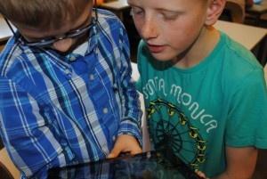 Motivasjon, mestring og mye moro med iPad i Stavanger skole.