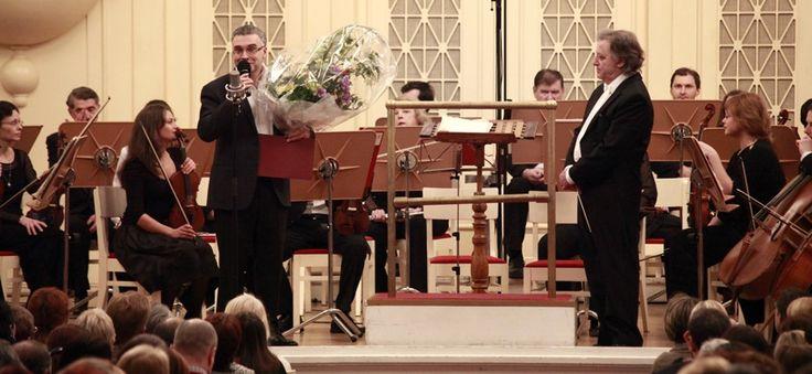 25-летие оркестра «Классика» в Большом Зале Филармонии — Оркестр «Классика»