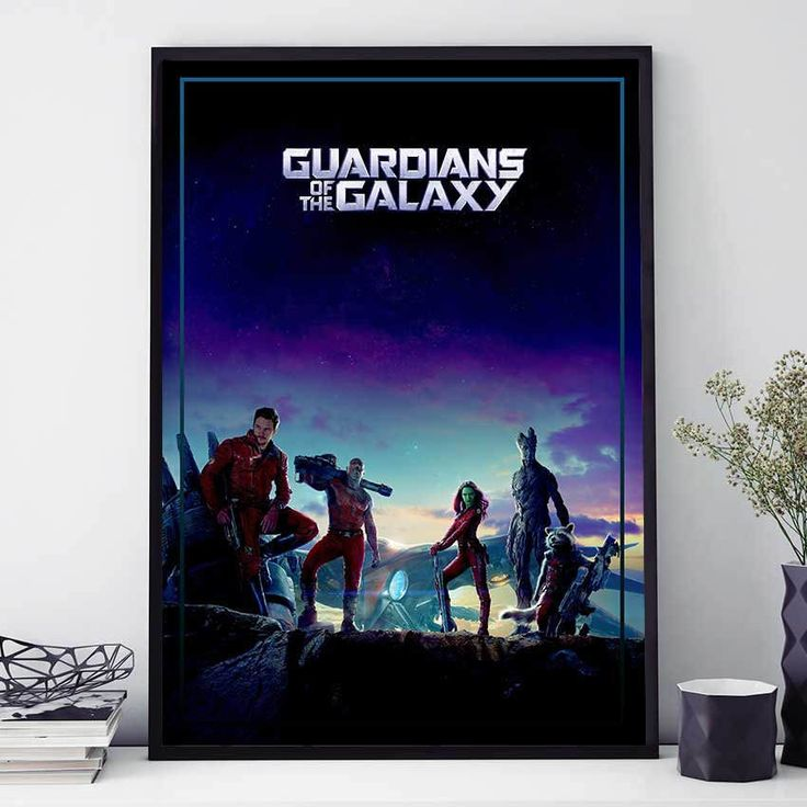 Guardians of the Galaxy Poster, Guardians of the Galaxy Print, Marvel Comics, Marvel Gifts Poster, Marvel Movie Poster (N4061) by PointDot on Etsy