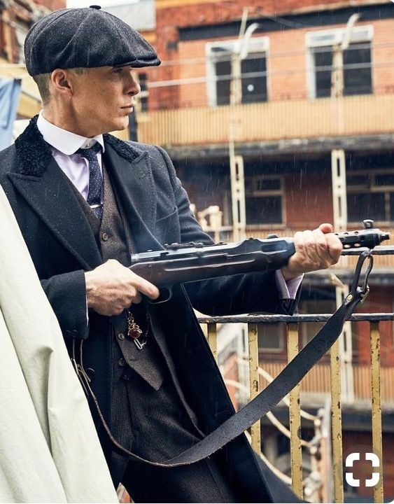tommy shelby series 4