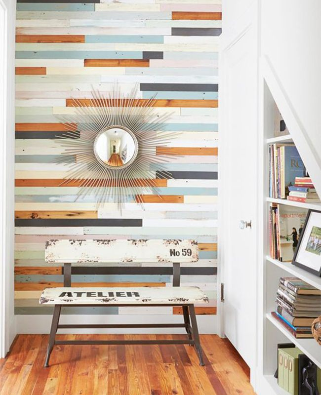 10 Rooms That Prove Wood Accent Walls Are The Next Big Thing | TheNest.com
