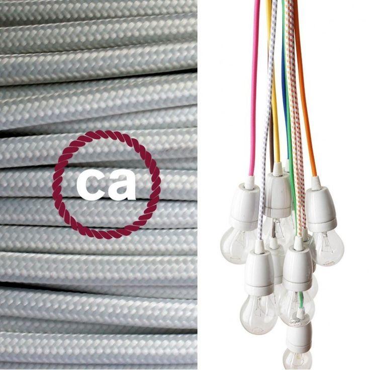plus de 25 id es uniques dans la cat gorie fil electrique tissu sur pinterest cable electrique. Black Bedroom Furniture Sets. Home Design Ideas