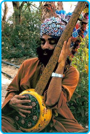 Sindhi Classical Folk Music