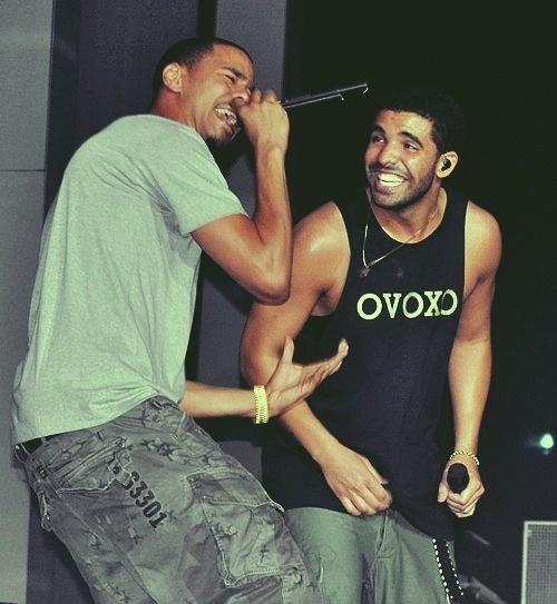 J Cole Eyebrows Vs Drakes J. Cole & drake...