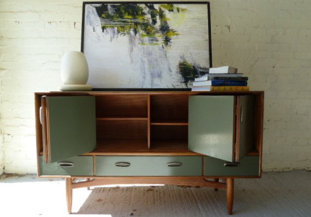 G Plan Sideboard 60s style furniture
