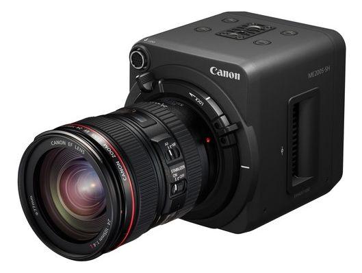 Canon's New HD Remote Camera