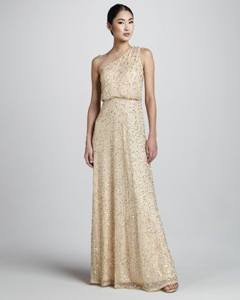 8 best Dresses images on Pinterest | Aidan mattox, Beaded dresses ...
