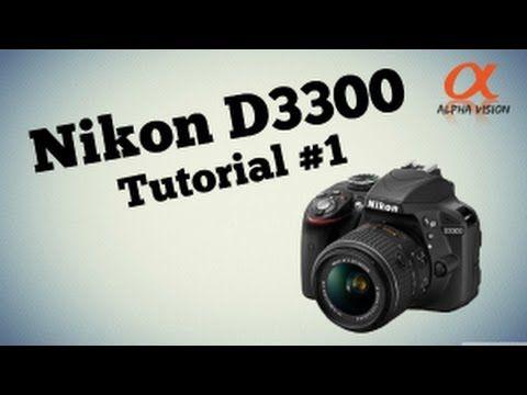 Nikon D3300 - Tutorial #1 Camera Tour [EN] [HD] - YouTube