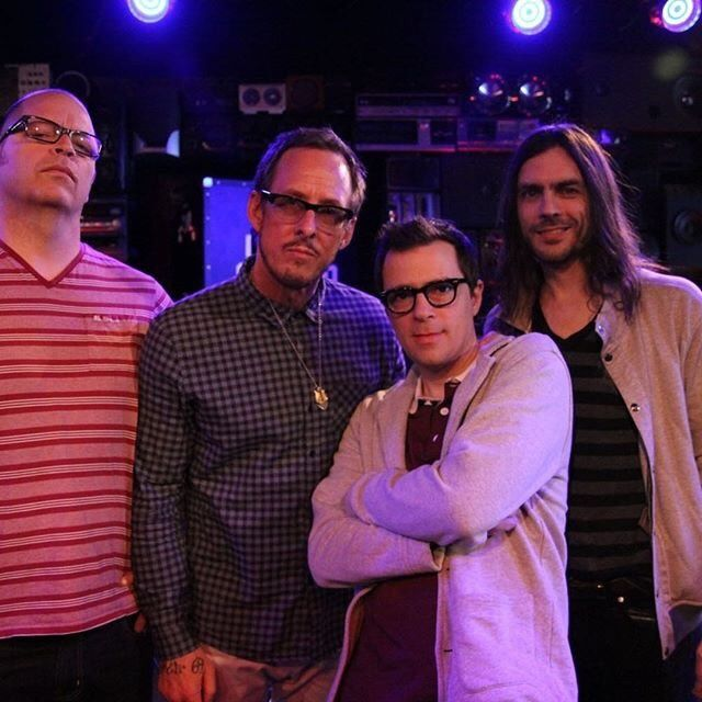 Stop Being So Tough You Are A Weak Nerd Weezer Rivers Cuomo