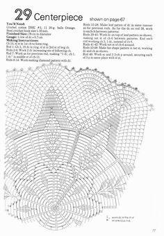 Ondori Gorgeous crochet laces - katty - Picasa Web Albums