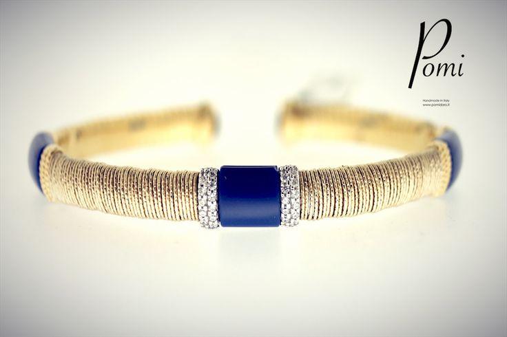 BraceLove - Gold Bracelet - Pomi