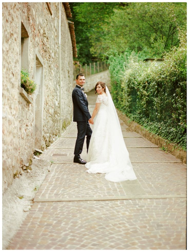 wedding in italy - contax645 kodak portra 400
