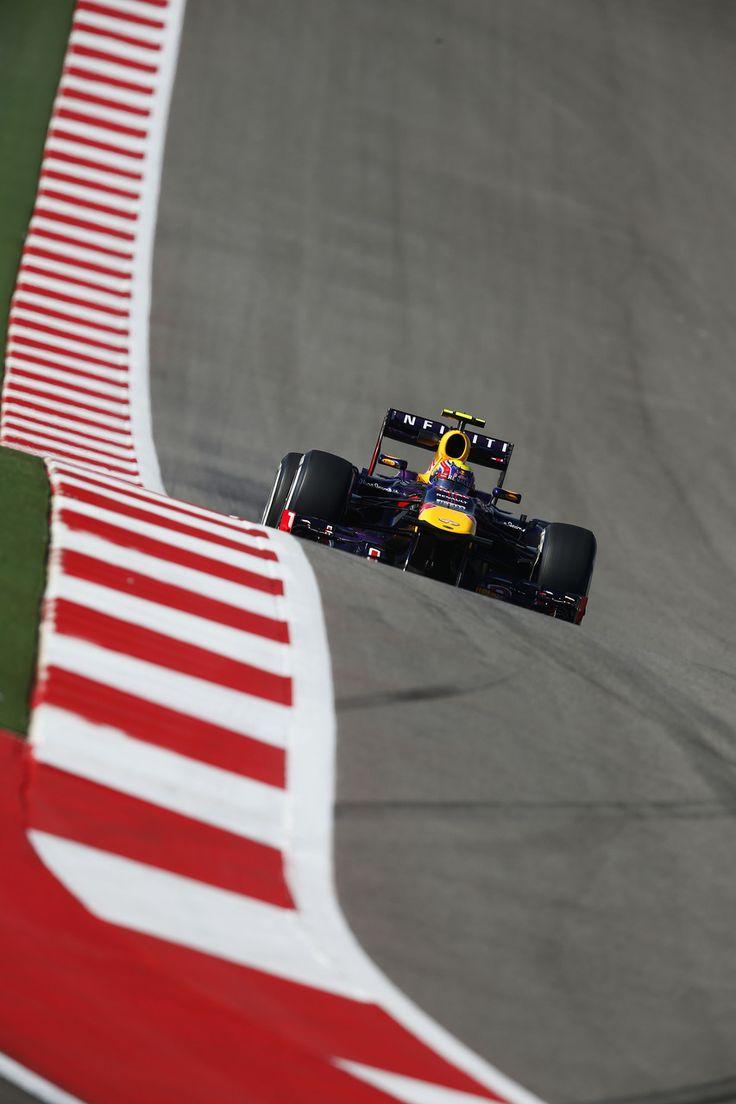 Infiniti Red Bull Formula1  COTA Austin