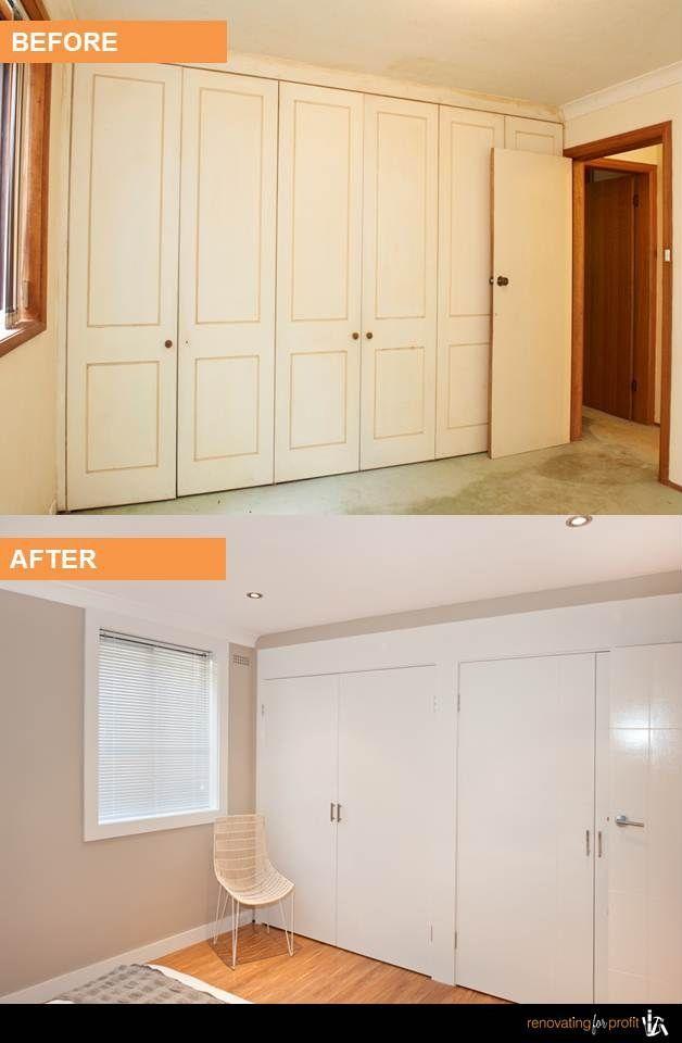 #Bedroom #Renovation #Storage