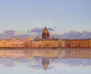 Séjour Saint Pétersbourg – un Décor de Théâtre.