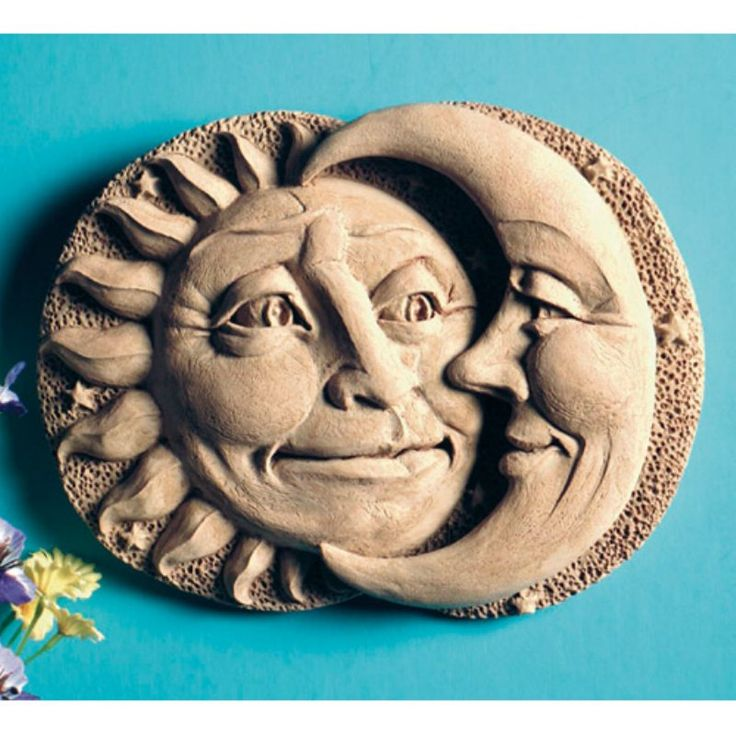 Celestial Attraction Wall Plaque