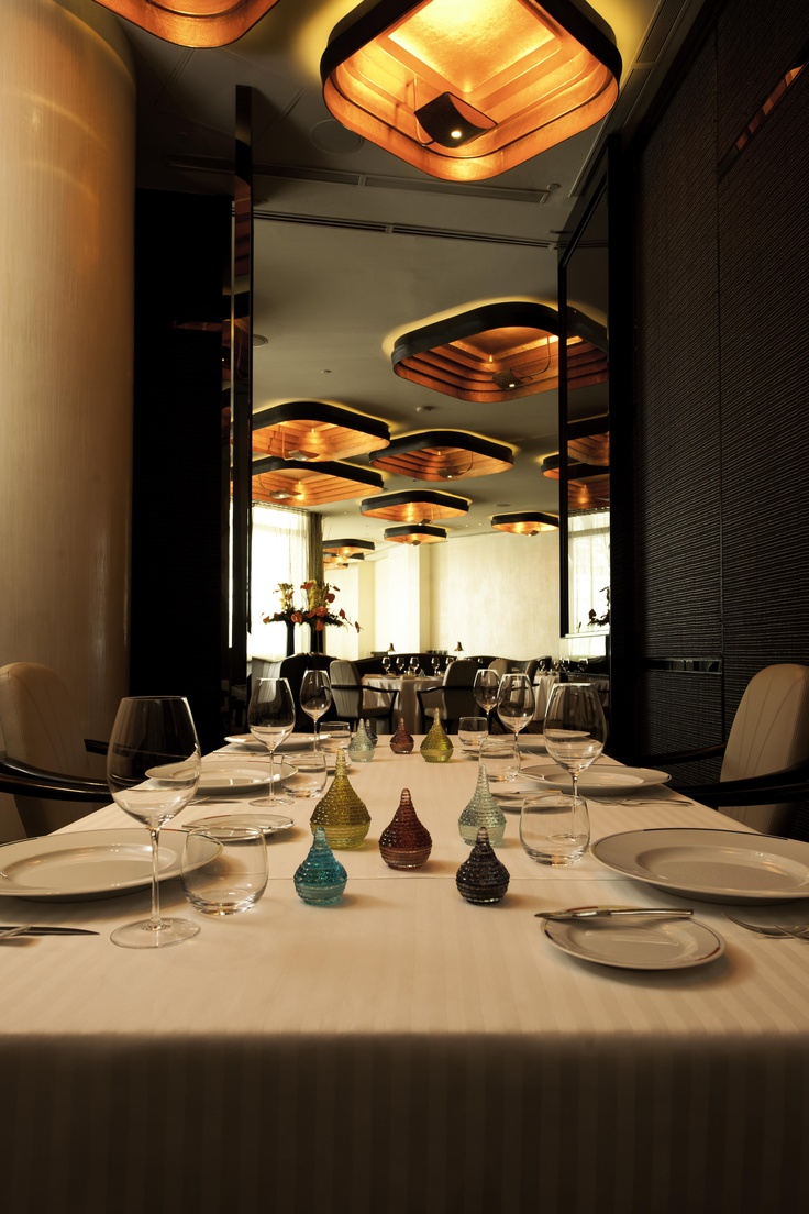 Restaurants | International Cuisine | Marina Bay Sands