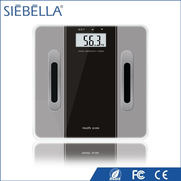 Antique design personal weighing scale electronic body fat analyser scale for sale