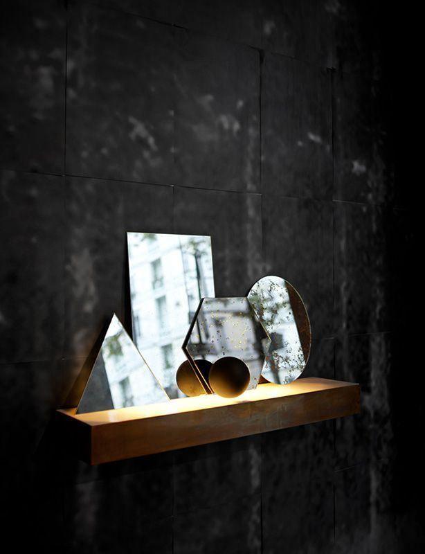 Studio Pepe Styling - via Coco Lapine #mirror