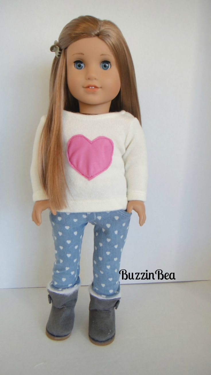 Doll Clothes Patterns By Valspierssews Review Of American: American Girl Doll Clothes Love