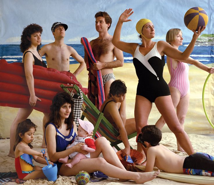 Sun, surf and skin: Australian depictions of the beach –in pictures