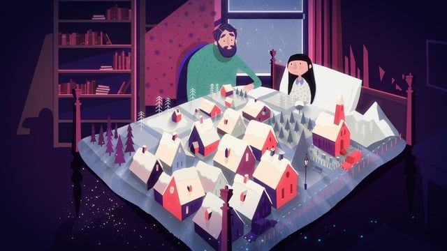 Santa Forgot - Christmas film for Alzheimer's Research UK  Director: Åsa Lucander © Aardman Animations Ltd 2016 Produced at: Aardman Animations Client: Alzheimer's Research UK Agency: Freuds Original Story: James Fentiman @ Freuds Voiced by: Stephen Fry Music: Hannah Peel Producer: Jason Bartholomew Project Manager: Hazel See Art&Design: Åsa Lucander Background Design: Marc Moynihan, Henry St Leger, Åsa Lucander Storyboard: Andy Janes Animation: Kim Alexander, Andy Fossey, Charlie Miller…
