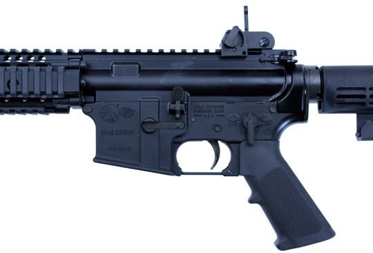 Colt LE6920 SOCOM II, 5.56/223, Daniel Defense Rail - Impact Guns