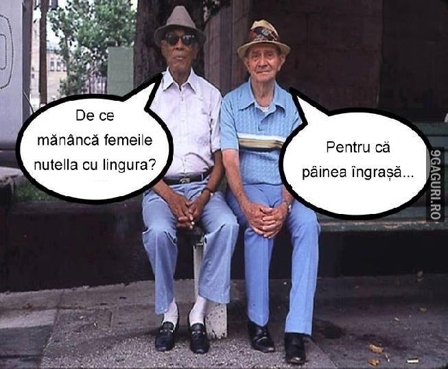 De ce mănâncă femeile cu lingura?   http://9gaguri.ro/media/de-ce-mananca-femeile-cu-lingura