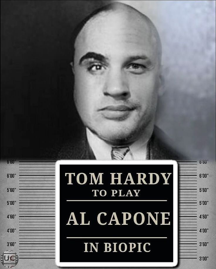"Regrann from @updates_in_cinema_v2.0 - Sold! TOM HARDY will be playing the infamous American gangster, AL CAPONE! Production is currently set to start on April 2nd in New Orleans. The story is said to focus on Capone's later years as ""dementia rots his mind and his past becomes present as harrowing memories of his violent and brutal origins melt into his waking life."" Sounds like it could be a trippy take on the gangster genre. Josh Trank (Fantastic Four & Chronicle) will write and direct…"