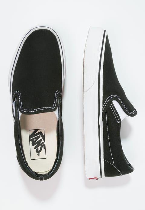 Vans CLASSIC - Sneakers - black - Zalando.dk