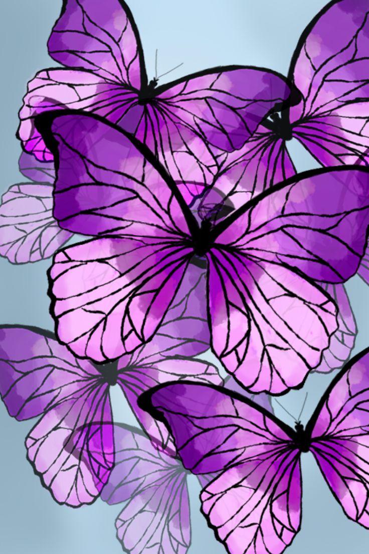 mariposas fondo
