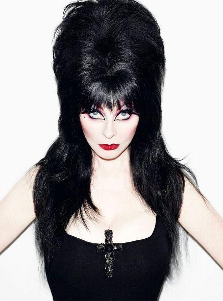 Elvira, I love the hair!!!! The bigger the better