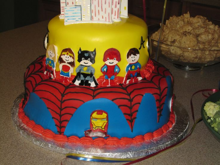 15 best Babys first birthday Marvel vs DC images on Pinterest