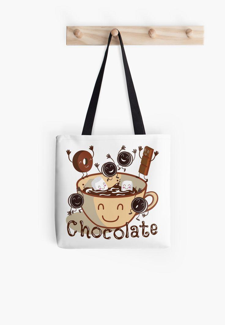 Hot chocolate fun by plushism