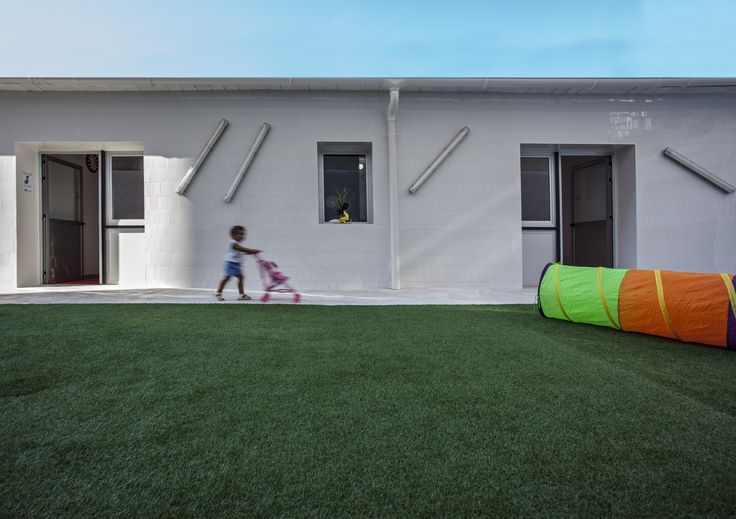 Escuela Infantil CAP-I-CUA / La Errería