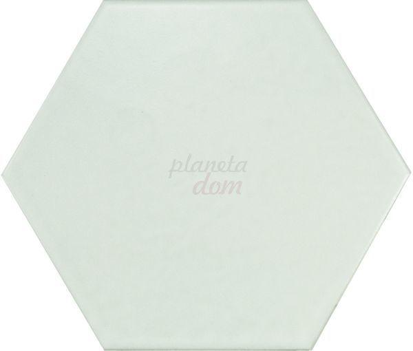 Equipe - Hexatile Blanco Mate 17,5x20 Planeta dom